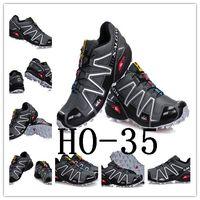 Wholesale New Arrival Zapatillas Salomon Speedcross Running Shoes Men and Women Walking Ourdoor Sport Athletic Shoes