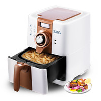 chicken wings - Skg home air fryer oille large capacity electric fryer french fries chicken wings fried pot