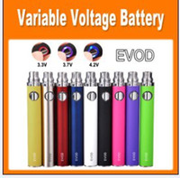 Cheap Electronic Cigarette EVOD Variable Voltage Best Battery as picture EVOD battery