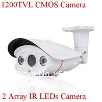 Wholesale Array IR quot TVL CCTV SONY CMOS IMX138 Sensor Waterproof Security Surveillance Camera With IR Cut OSD Control