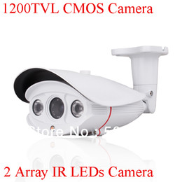Wholesale Tableau IR Caméra de surveillance de sécurité étanche TVL CCTV SONY CMOS Sensor IMX138 Avec IR Cut Control OSD