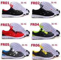Wholesale Cheap new Design Shoes Free Run Running Shoes and Tanks crawler New with tag Unisex shoes Sneakers Shoes with Original box