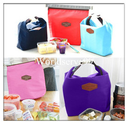 Travel Outdoor Lunch Carry Bag Picnic Tote Container Cooler Insulated Thermal Waterproof Organizer