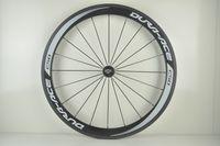 Wholesale newest mm C c50 full carbon bike wheels white yellow carbon bike wheel D full carbon bicycle wheelsets