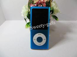 Wholesale 16GB Super Slim th Gen MP Video Camera MP3 MP4 Player with FM radio Built In Camera Inch LCD Screen