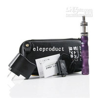 Electronic Cigarette Set Series  Wholesel HOTNew ego X6 E-cigarette with X8 Tank atomizer or X6V2 atomizer Clearomizer Lava Tube 1300mAh battery Vaporizer Voltage ego kits D