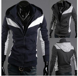 Wholesale 2014 Spring Slim explosion hit color hooded fashion men s Hoodies hot sell new arrive top quality