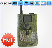 Wholesale ScoutGuard SG550M M GPRS GSM LongRange MP MMS SMS E mail IR Mobile Game Scouting Trail Hunting Camera