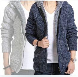 Wholesale 2014 Cheap Winter Coats Color Long Sleeve S M L XL Hoodie Mens Outwear