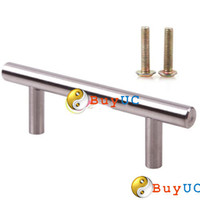 "Ceramic Furniture Handle & Knob Alloy 2pcs lot4"" Aluminum Kitchen Cabinet Hardware Pull Handle"