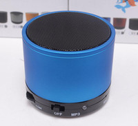 active pc speakers - mini bluetooth S10 Speaker LOUD SPeaker Wireless Bluetooth Portable hands free For Cellphone iMac Computer Laptop support TF USB mini