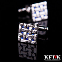 Wholesale Kraft Link KFLK Memphis Love French cufflinks shirt cufflinks cufflinks Cufflinks Men