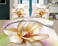 Adult Twill 100% Cotton please tell me the style!New Design Cotton 500 TC floral bedspread queen size,Cotton 4pc bedding set without the filler,white yellow floral