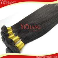 Brazilian Hair Straight 8-26inch 5Pcs Lot Brazilian Virgin Remy Hair Weft,Human Hair Extensions Queen Hair Product Shipping Free 100G pc can be dyed and bleach