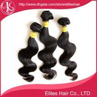 Wholesale Elites hair Products peruvian hair quot quot peruvian virgin body wave bundles peruvian virgin hair PH603