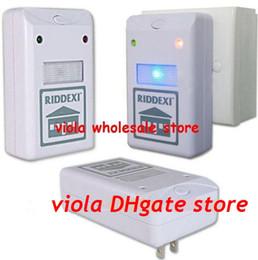 300pcs / lot Rifdex de control de plagas de control electrónico de plagas Repelente Asesino de plagas 110V / 220V