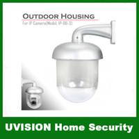 Wholesale New Outdoor Waterproof Dome Housing Enclosure for Security CCTV IP Pan Tilt Camera
