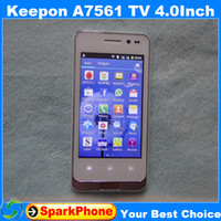 GSM850 Thai Android A7561 Smartphone Android 2.3.5 OS SC6820 1.0GHz WiFi TV 3.0MP Camera 4.0 Inch Capacitive Touch Screen Smart Phone