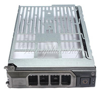 Wholesale quot SAS SATA Tray Caddy Poweredge For Dell G302D F238F X968D R720 R710 R520 R510 R420 R410 With Screws