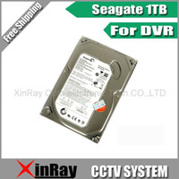 Wholesale Brand New Seagate SATA GB RPM Hard Drive Disk HDD for CCTV DVR or CCTV System Kit ST1000DM003