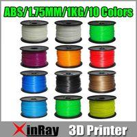Wholesale 1 mm ABS Filament kg lb D Printers Reprap D Print Maker Freeshipping