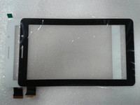 Wholesale Black White FPC AO V00 FPC A0 V00 A0 AO Capacitive touch screen panel Digitizer Glass quot bassoon AJQ PC1000 Tablet