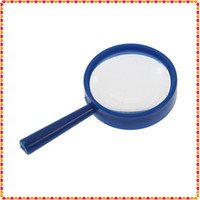 Wholesale New10pcs Reading X Magnifier Hand Held Magnifying mm Glass handheld