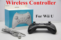Wholesale Accelerate Verstion Controller Bluetooth Joysticks Controllers For Wii u WiiU Android CLASSIC Pro U controller