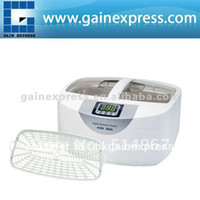 Wholesale Digital Professional L Ultrasonic Cleaner Heater Timer Dental Jewelry Watch Coins V V Hz Frequency
