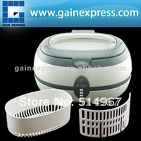 Wholesale Sonic Wave Digital Ultrasonic ml Cleaner Cleaning Machine for Jewellery Dental Watch V KHz Frequency