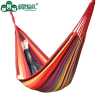 other   DHL free shipping Broadened thickening camping hammock swing outdoor indoor thickening canvas casual double nonload bearing