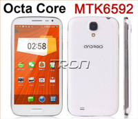 5.0 2G 1280x720 Wholesale - Ulefone U9592 HDC S4 5.0 Inch MTK6592 1.7G MHz TRUE Octa core Cell Phone android smart phone 2GB RAM 16GB ROM 5.0+13.0MP 3G GPS