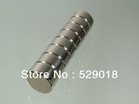 Wholesale 8pcs N52 quot x1 quot disc mm mm rare earth Neodymium Permanent super Strong Magnets Craft