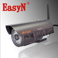 Cheap High-quality wireless camera ,IP camera ,Support monitor via computer and cellphone,water-proof ,Night-vision