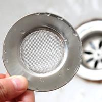 Cheap Stainless steel kitchen sink floor drain sink bathtub net outfacing net 30g