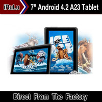 "Q8 Q88 7"" Android 4. 2 A23 Tablet PC 8GB RAM 512MB Dual ..."