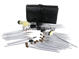 Wholesale Professional Makeup Cosmetic Brush set Kit Case