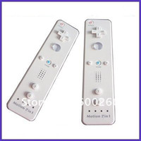 Wholesale 2in1 Remote Controller With Motion Plus For Wii Case