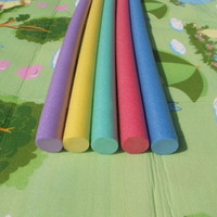 pool noodles - 1pc Pool Noodle Swimming Wacky Water Noodle Kids Adults Aid Float cmx1 m