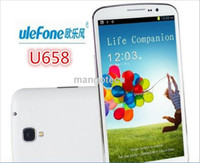 6.5 Android 1G 2014 Star Ulefone U658 6.5 Inch MTK6582 Quad Core Android 4.2 IPS 1280X720 1GB RAM 16GB ROM 8MP Dual Sim Cell Phone