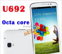 6.5 Android 2G Russian Multi Languages Star Ulefone U692 6.5 Inch MTK6592 Octa Core Android 4.2 IPS 1280X720 2GB 16GB 8MP Dual Sim Smart Phone