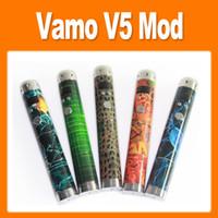 New vision colorful Vamo V5 updated lava tube ecigarette vam...