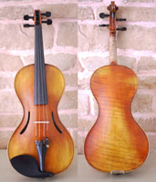 Handmade oil Wang Luthiery Spruce Copy of the lab. Georges Chanot Violin 4 4, Paris 1819. Rare wholesale retail with bow case rosin
