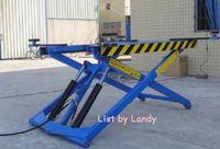 car lift - Auto Scissor Lift GL2 Car Lift for Auto Car Body Shop Low Ceiling Shop GL270