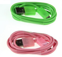 Wholesale Galaxy s4 cable Micro USB Cable for samsung galaxy S4 S3 N7100 blackberry Z10 htc Data sync charging cord m cables