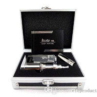 Cheap Stainless new kit Best Electronic Cigarette Set Series ego kit
