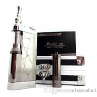 Stainless Electronic Cigarette Set Series Hot!!!Innokin itaste VTR ego kit Model vaporizer 3.0ML iClear30S atomizer Clearomizer iTaste VTR electronic cigarette kit DHL Free