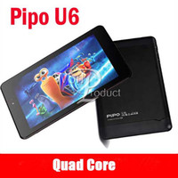 7 inch Quad Core Android 4.2 Pipo U6 7 Inch GPS Quad Core Android 4.2 Tablet PC 1440*900 Retina IPS screen HDMI 1G 16GB 5.0MP camera with flach light bluetooth 002064