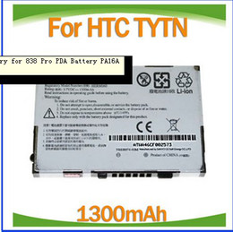 Wholesale 1300mAh Herm160 BA S100 replacement Battery for HTC AT T Apache O2 Xda Trion