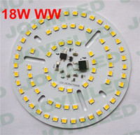 Wholesale Hot sale high power led bulb pcb W integrated Driver led chip SMD2835 lamps led chip PCB assembly Ceiling light dimmable for living room